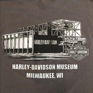 👀 2XL Harley-Davidson Museum T-shirt